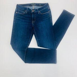 Lucky Brand Womens Jeans 2 Blue Lolita Skinny